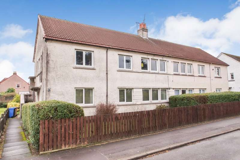 3 Bedrooms Flat for sale in Lawrence Drive, Leven, KY8