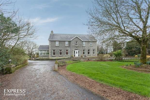5 Bedrooms Detached House for sale in Clonkeen Road, Randalstown, Antrim