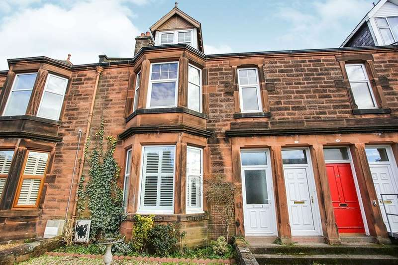 1 Bedroom Flat for sale in Cardoness Street, Dumfries, DG1