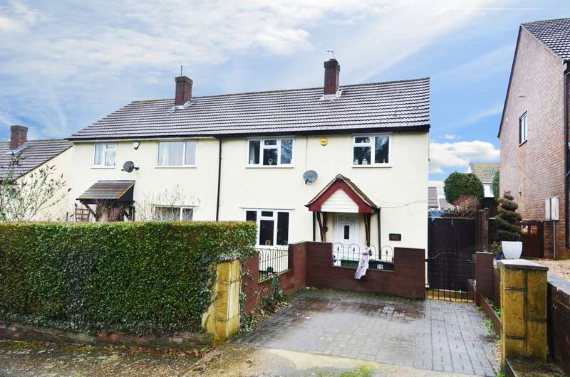 3 Bedrooms Semi Detached House for sale in Holtspur Lane, Wooburn Green, HP10