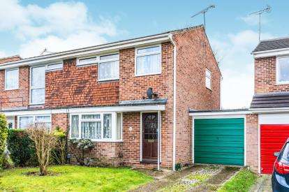 3 Bedrooms Semi Detached House for sale in North Baddesley, Romsey, Hampshire