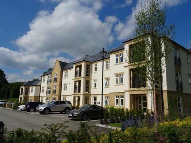 2 Bedrooms Flat for sale in Devonshire Court, St Elphins Park