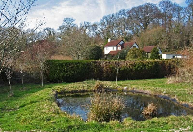5 Bedrooms Detached House for sale in Beech Tree Lane, Ipplepen