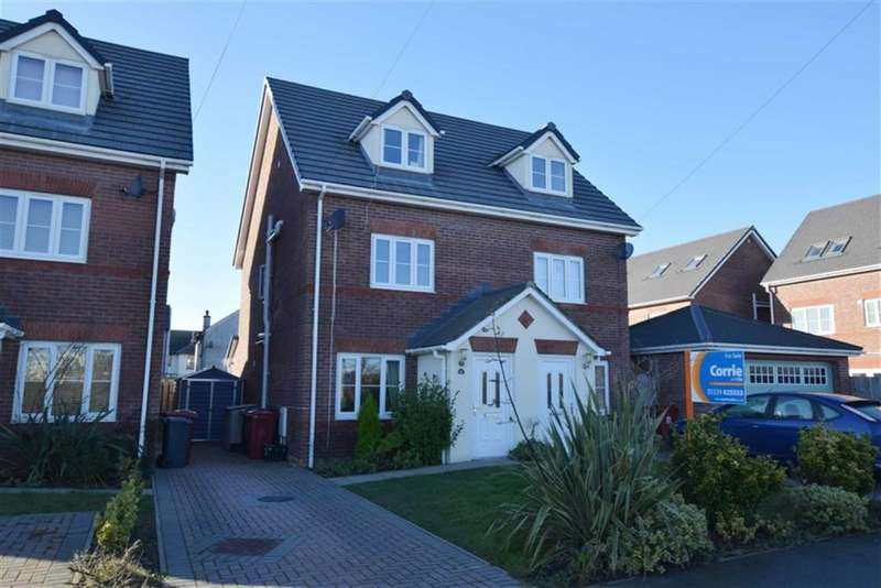 4 Bedrooms Semi Detached House for sale in Southampton Street, Barrow In Furness, Cumbria