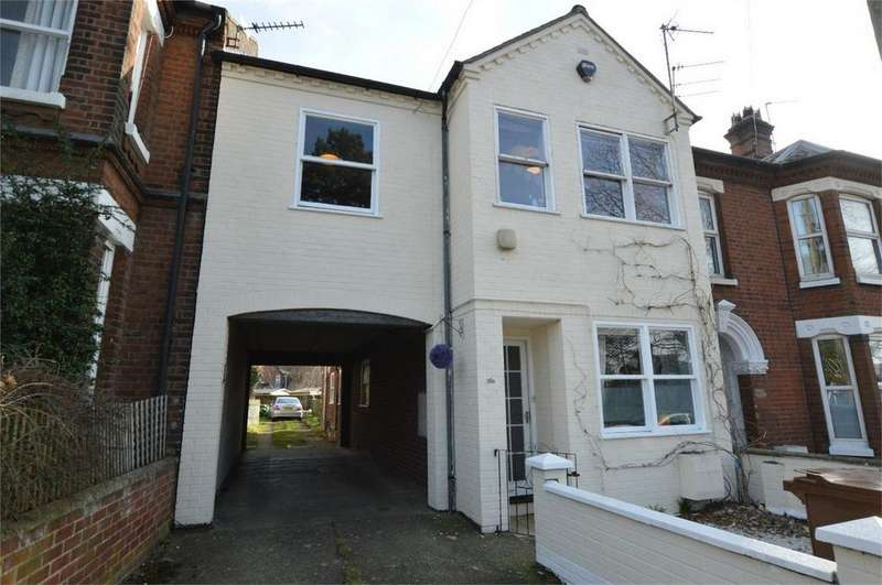 4 Bedrooms Terraced House for sale in Constitution Hill, Norwich, Norfolk