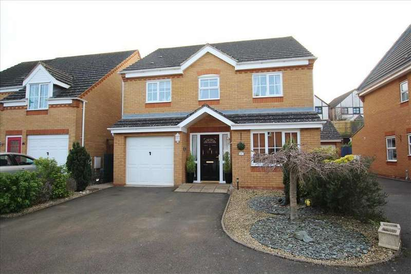 4 Bedrooms Detached House for sale in Garden Fields, Potton, SG19