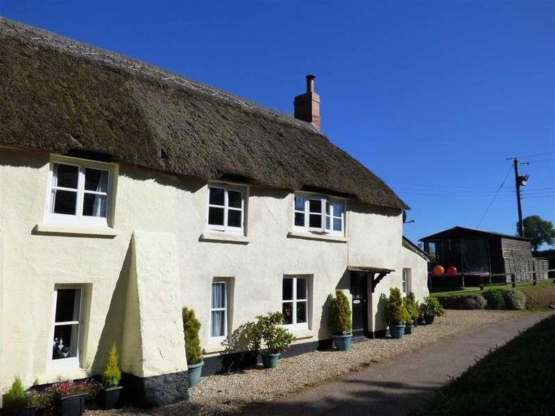 3 Bedrooms Semi Detached House for sale in Staple Gate, Uplowman, Tiverton, Devon, EX16