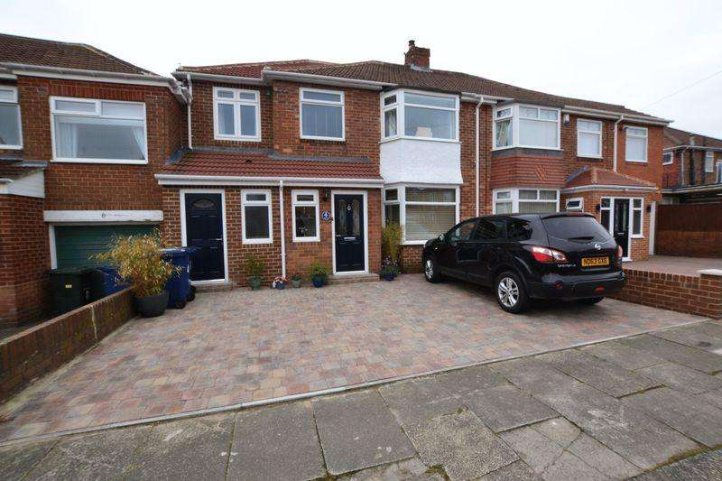 4 Bedrooms Semi Detached House for sale in Mitcham Crescent, Newcastle Upon Tyne
