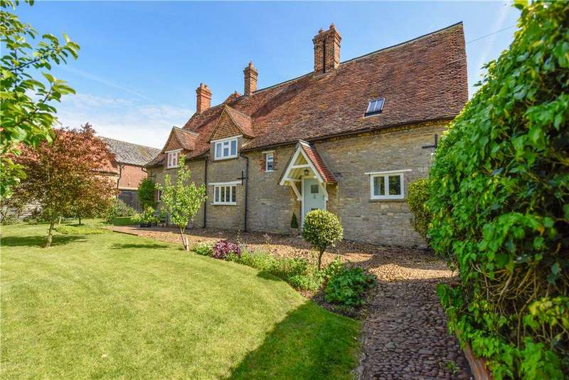 4 Bedrooms Unique Property for sale in The High Road, Felmersham, Bedford, Bedfordshire