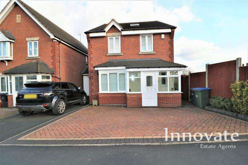 4 Bedrooms Detached House for sale in Queen Street, Oldbury