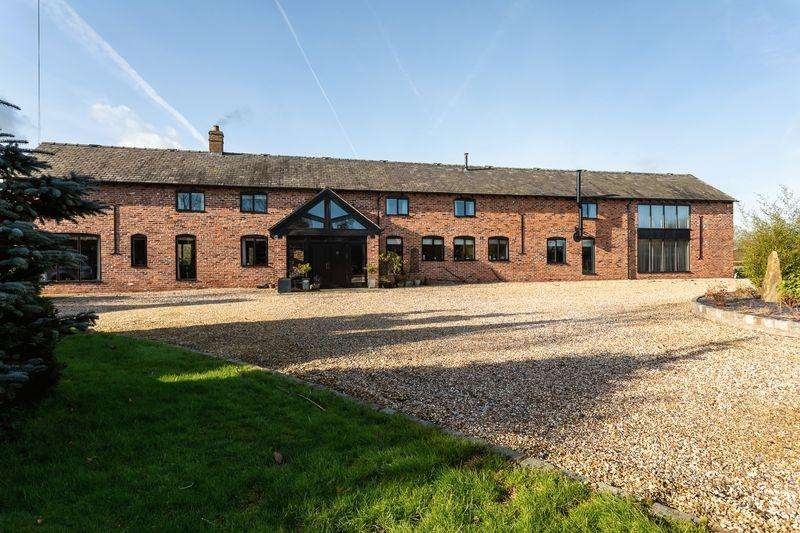 5 Bedrooms Country House Character Property for sale in Brereton Lane, Sproston