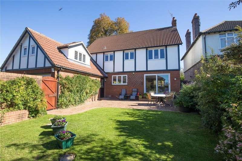 5 Bedrooms Detached House for sale in Cedar Park, Stoke Bishop, Bristol, BS9