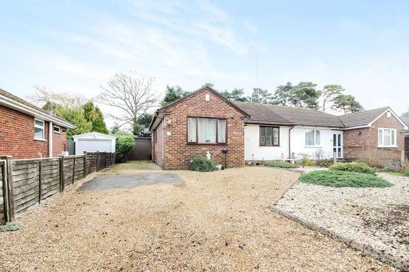 2 Bedrooms Bungalow for sale in Nightingale Road, Woodley, Reading, Berkshire, RG5