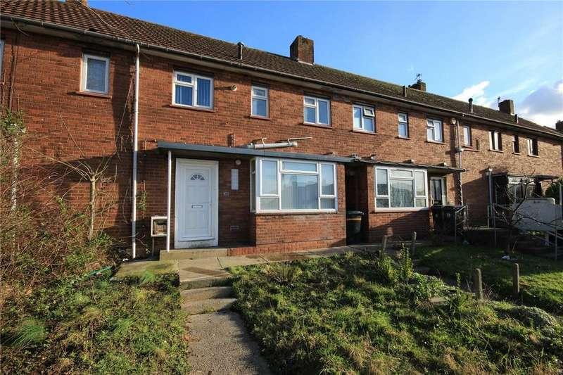 3 Bedrooms Terraced House for sale in Romney Avenue, Lockleaze, Bristol, BS7