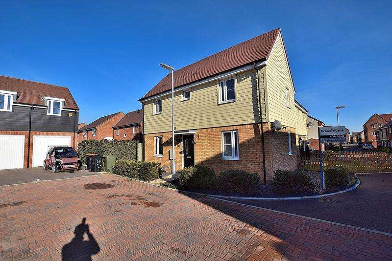 3 Bedrooms End Of Terrace House for sale in Wolseley Drive, North Dunstable