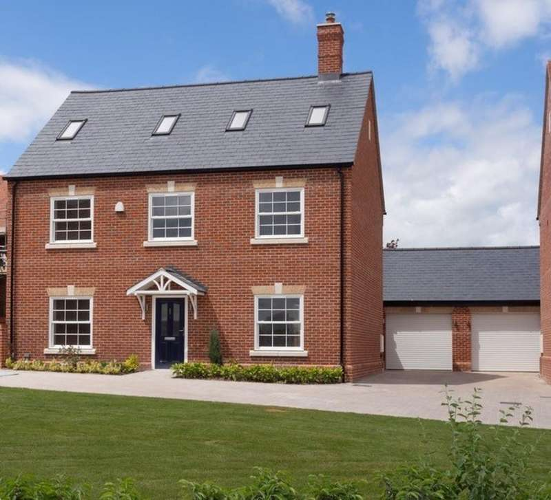 5 Bedrooms Detached House for sale in Plot 11, Victoria Heights, Melbourn