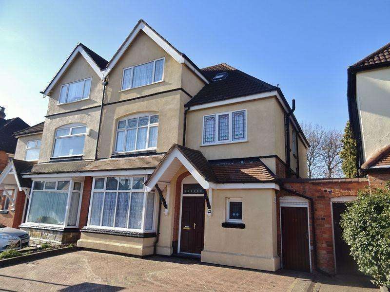 5 Bedrooms Semi Detached House for sale in Norman Road, Northfield