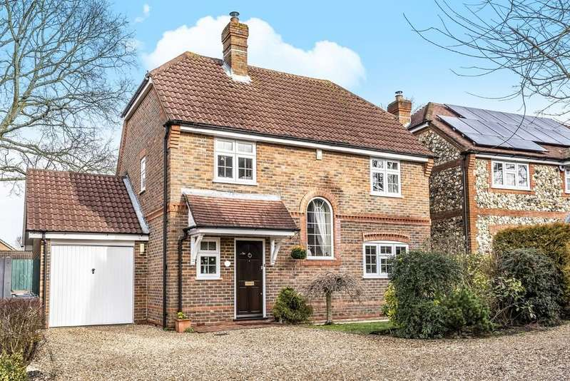 4 Bedrooms Detached House for sale in Brambles close, Ash