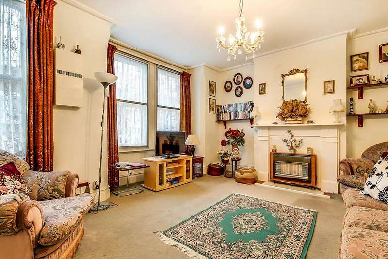 5 Bedrooms Terraced House for sale in Despard Road, London, N19