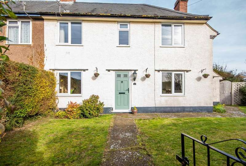 3 Bedrooms Semi Detached House for sale in Toft Way, Great Wilbraham