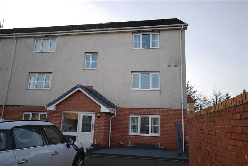 2 Bedrooms Apartment Flat for sale in Auchenkist Place, Kilwinning