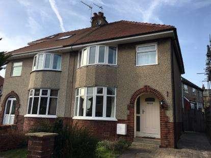 3 Bedrooms Semi Detached House for sale in Windsor Avenue, Lancaster, Lancashire, LA1