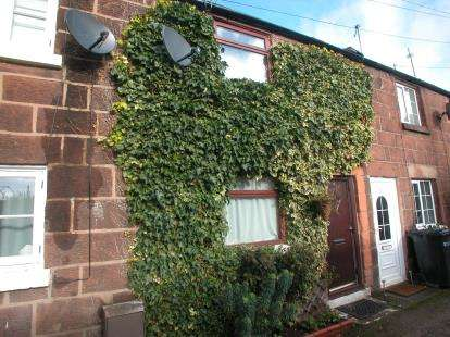 2 Bedrooms Terraced House for sale in Normans Cottages, Newtown, Little Neston, Neston, CH64