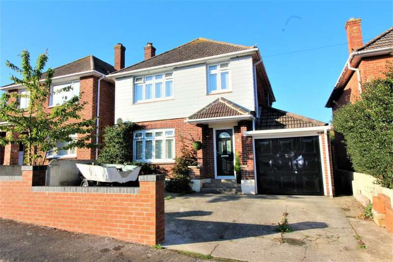 3 Bedrooms Detached House for sale in Southcroft Road, Weymouth, DT4 9EB