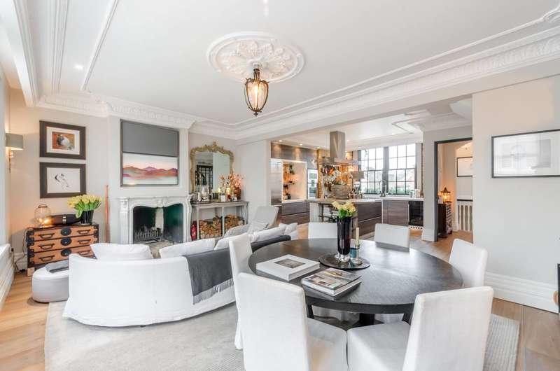 3 Bedrooms Maisonette Flat for rent in High Street Wimbledon, Wimbledon Village, SW19