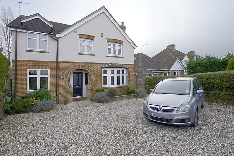 4 Bedrooms Detached House for sale in Church End Lane, Reading, Berkshire, RG30