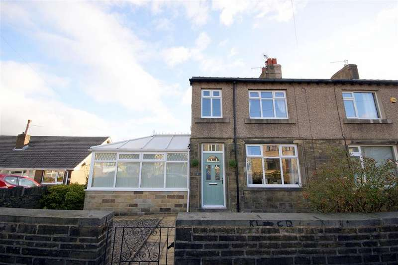 2 Bedrooms End Of Terrace House for sale in Highfield Road, Elland