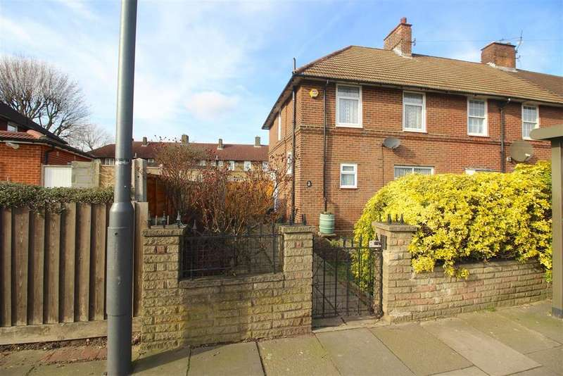3 Bedrooms End Of Terrace House for sale in The Roundway, London
