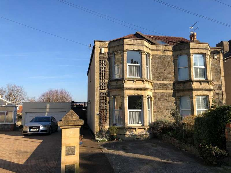 3 Bedrooms Semi Detached House for sale in Beaconsfield Road, Knowle, Bristol, BS4 2JE