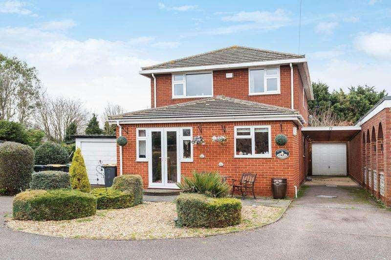 4 Bedrooms Detached House for sale in Luton Road, Wilstead