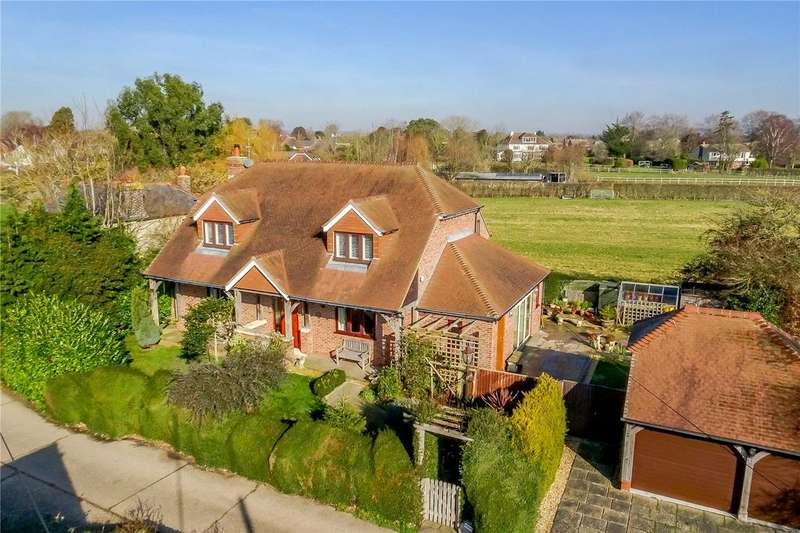 4 Bedrooms Detached House for sale in Prinsted Lane, Prinsted, Emsworth