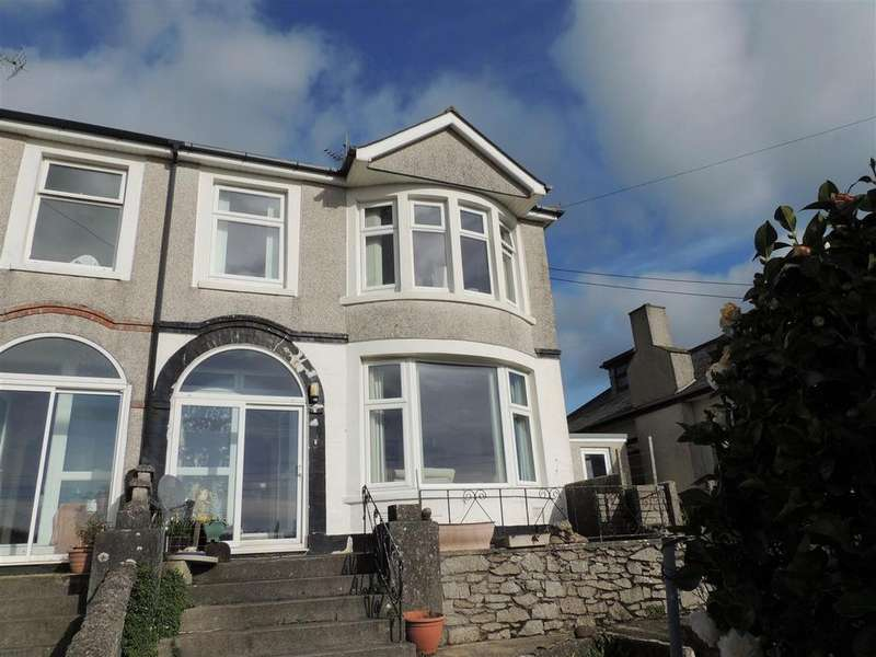 3 Bedrooms Semi Detached House for sale in Polmear Road, Par