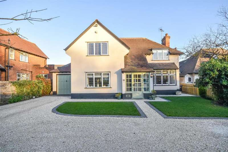 5 Bedrooms Detached House for sale in Kiln House, Ruddington Lane, Wilford, Nottingham