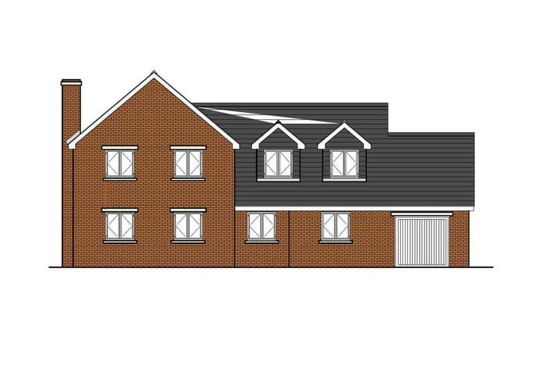4 Bedrooms Detached House for sale in Erw Haf, Ffos Road, Llanwrtyd Wells, Powys, LD5