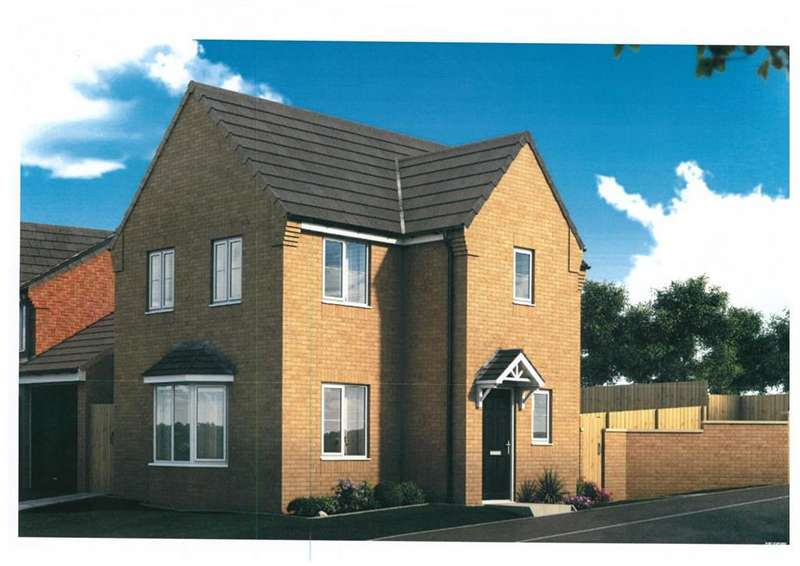 3 Bedrooms Detached House for sale in The Mulberry Plot 84, Woodland Mews, Peterlee, County Durham, SR8 5RJ