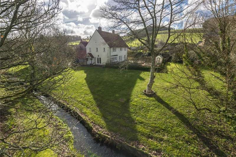 4 Bedrooms Detached House for sale in Frampton, Dorset