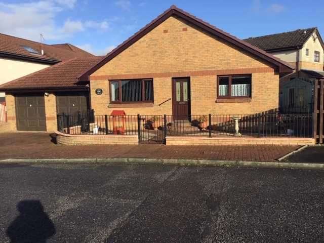 2 Bedrooms Bungalow for sale in Banchory Rd, Wishaw