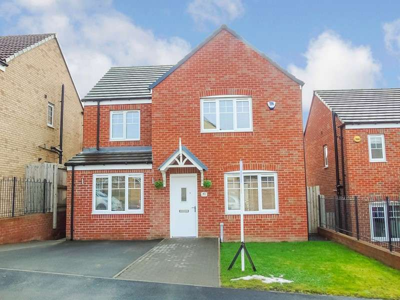 4 Bedrooms Property for sale in Angel Way, Birtley, Chester Le Street, County Durham, DH3 1GD