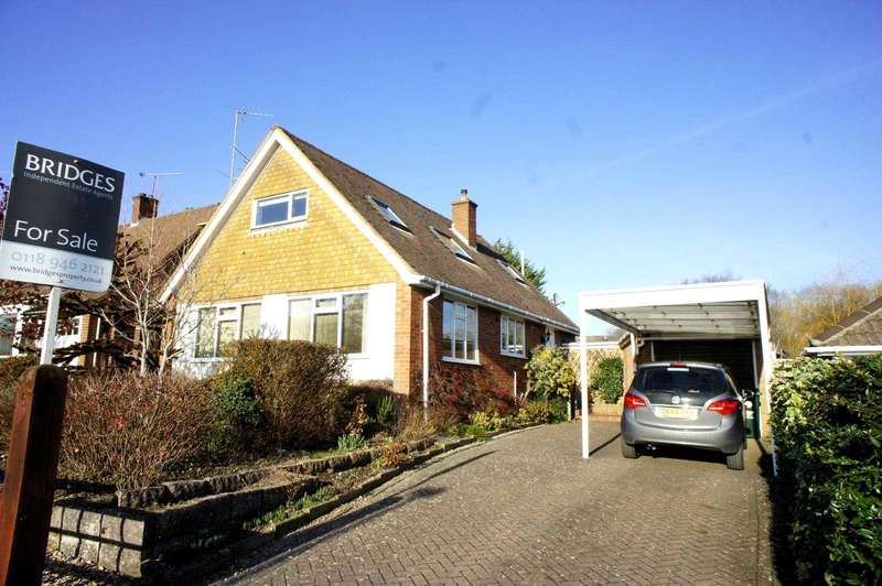 3 Bedrooms Retirement Property for sale in The Horse Close, Caversham, Reading