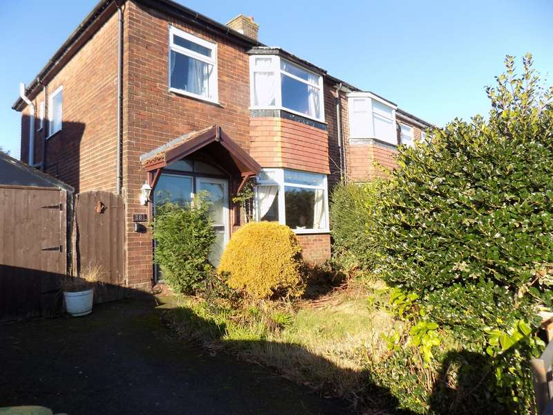 3 Bedrooms Semi Detached House for sale in Dovedale Road, Bolton, BL2