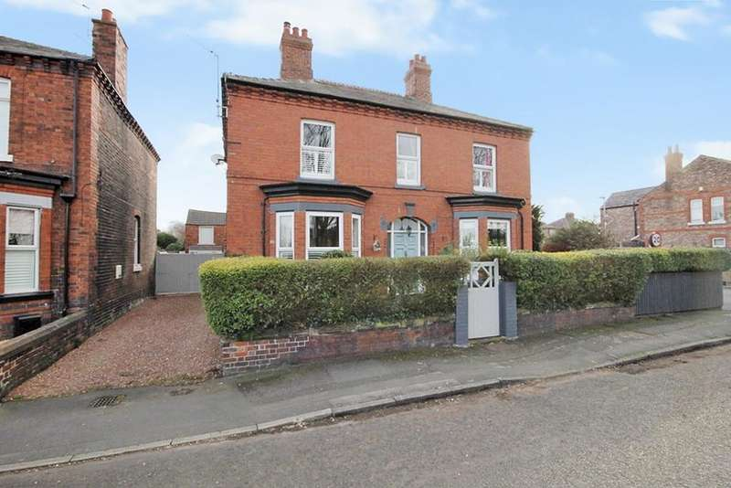 5 Bedrooms Detached House for sale in Ellesmere Road, Stockton Heath, Warrington, WA4