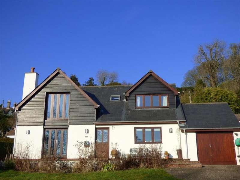 4 Bedrooms Detached House for sale in Corrob, Penmoel Lane, Chepstow