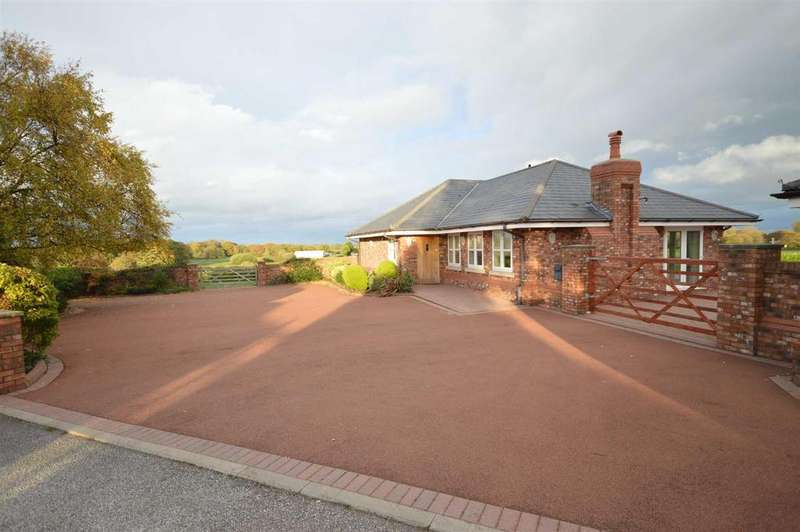 3 Bedrooms Detached Bungalow for sale in Haddon Lane, Neston