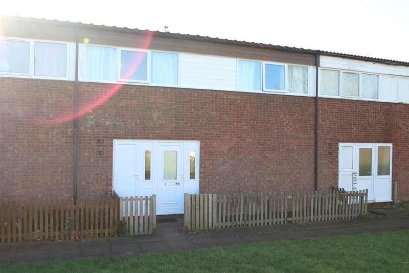 3 Bedrooms Terraced House for sale in Haywards Croft, Greenleys, Milton Keynes