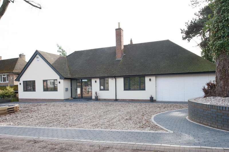 4 Bedrooms Detached Bungalow for sale in Rectory Lane, Castle Bromwich, B36