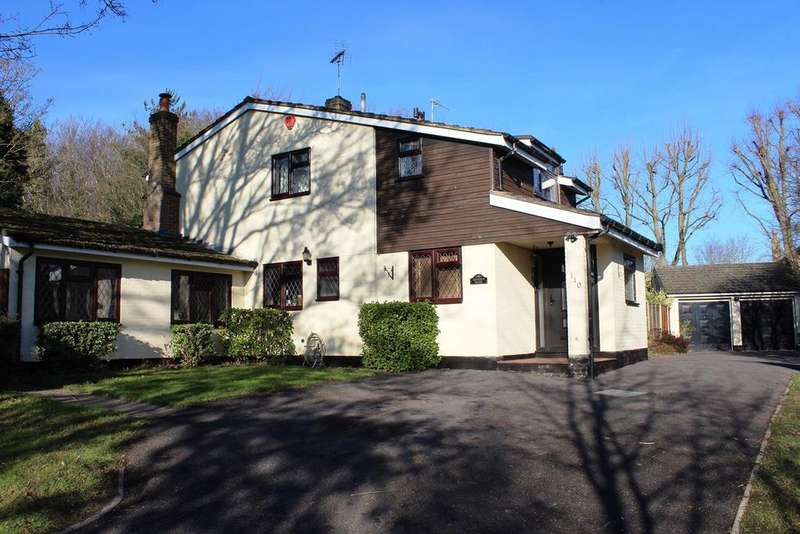 4 Bedrooms Detached House for sale in Station Road, Odsey, Baldock, SG7